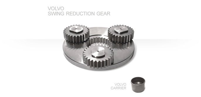 Volvo Swing Reduction Gear / Volvo Carrier