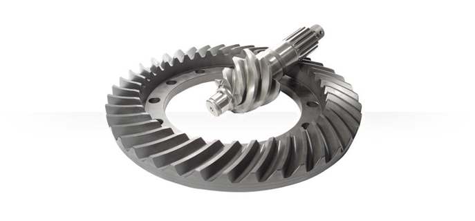 Ring and Pinion Gears ( Heavy )